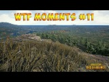 PLAYERUNKNOWN'S BATTLEGROUNDS | WTF moments #11