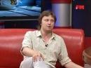 Алексей Кубин в программе Ещё Телеканал ТВ Фм, ведущий Андрей Федюшин