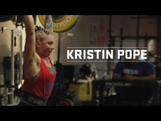 Meet Kristin Pope   Juggernaut Weightlifting   JTSstrength.com