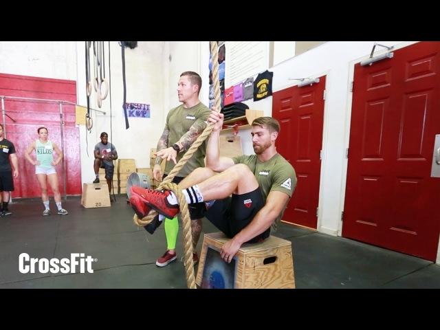 Rope Climb J-Hook