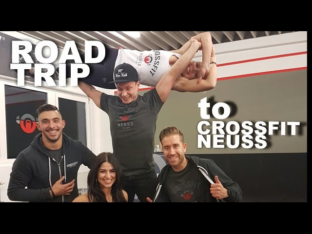 Road Trip to CrossFit Neuss