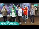 해요TV NUEST뉴이스트 - 캔디 노래방 라이브