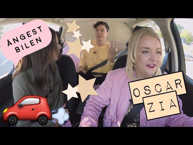 Oscar Zia pratar om att sticka ut och att inte passa in i Ångestbilen