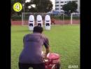 Тренировка вратаря