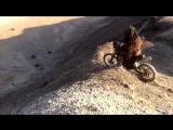MAD MAX BIKES STUNTS_ behind the scenes with Stephen Gall