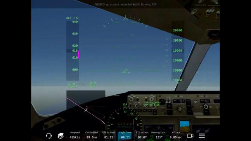 Infinite flight part 2 b777-300er AEROFLOT