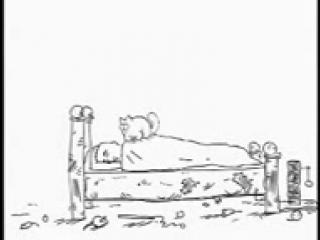 Типичная Махачкала +18 Дурной кот (жиза)