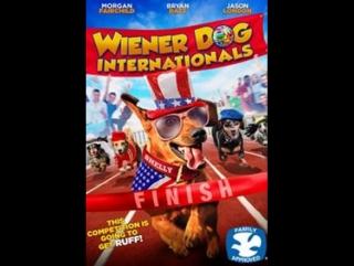 """Фильм """"Шелли снова в деле / Wiener Dog Internationals.""""  (2015)(США)"""