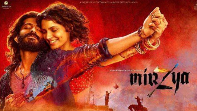 Mirzya HD Movie