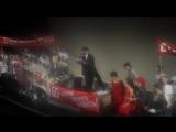 Открытие БТР. На знаменитой Антилопе Гну товарищ Ленин(Виталий Даушев) читает рэп о любви и театральной революции.