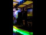Ванесса Мэй шторм,  живое исполнение в бакинском бульваре коломенское