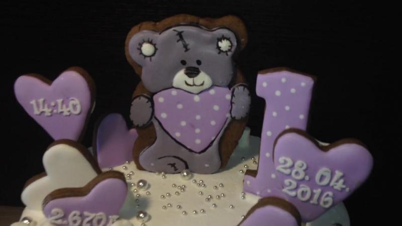 Торт от Марины Алдохиной