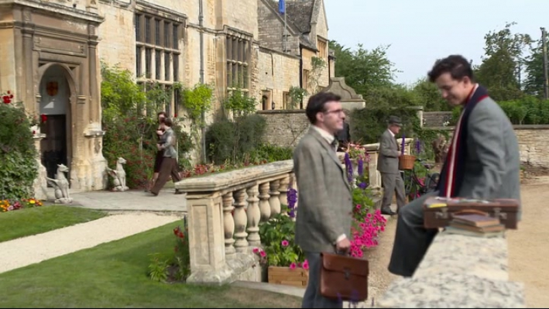 Father Brown. (2013). S05E10. The Alchemist's Secret.
