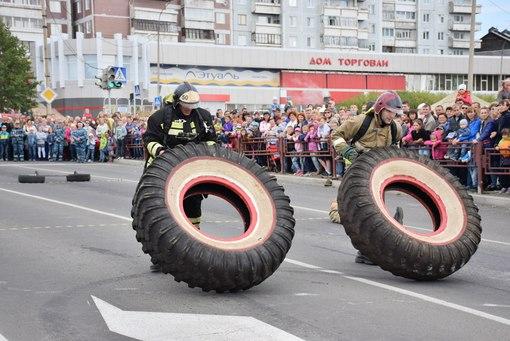 Фестиваль «Добровольцы-спасатели» в Усть-Илимске