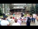 Андреевский флаг песня на дне ВМФ 30.07.2017
