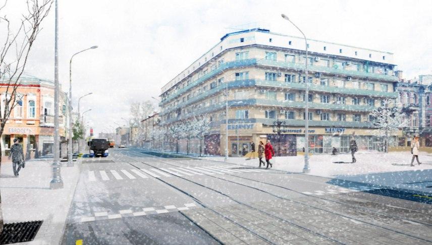 Улица Фрунзе, источник фото