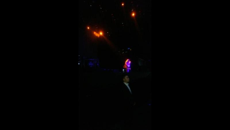 Megadeth Kiko Clean Guitar 25.7.17