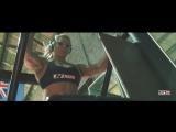 Lisa Cross Female Bodybuilder In Training