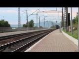 Море, люди, поезд