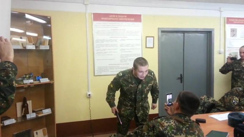 Мощь Армии РФ. Отряд специального назначения Пересвет. Москва