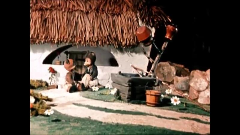 «Два жадных медвежонка» (1954), реж. Владимир Дегтярёв