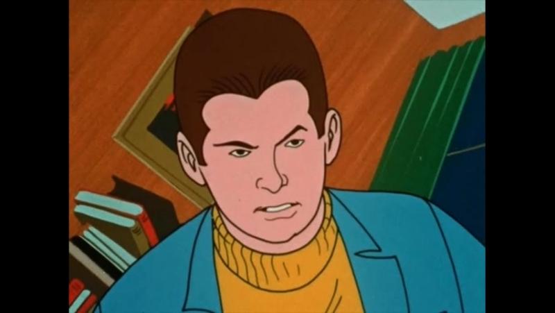 Настоящий Человек-паук 3 сезон 11 серия (1967 – 1970)