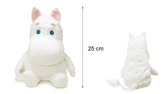 Мягкая игрушка Муми-тролль