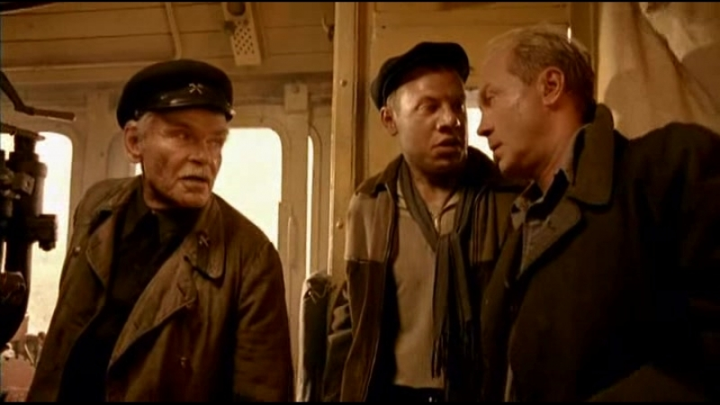 Последний бронепоезд (2006) - 2 серия