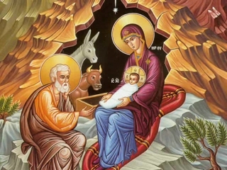 """Рождество Христово. Поздравление в группе """"Священник Дмитрий Ненароков: Жить в Православии"""""""