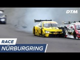 Too early or too late? Who is the guilty one? - DTM Nürburgring 2017