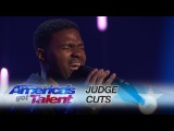Johnny Manuel Singer Earns Seal's Golden Buzzer With Stunning Cover - America's Got Talent 2017