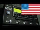 Fractal Audio Axe-FX IIAX8 High Gain Amp Model Comparison (Part 1 American)