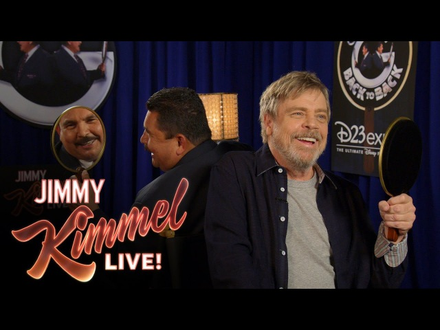 Guillermo Back to Back with Stars at Disney's D23 Expo
