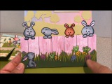 Easter Pop Up card and Box Card