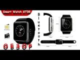 Умные смарт часы Gt08/Smart Watch GT08