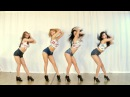Кореянки классно танцуют под песню СЕРЕБРО