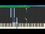 Ольга Бузова - Мало половин (Not Enough For Me, piano cover, ноты)