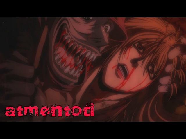 AMV Hellsing Ultimate `Godless` ރ action ✡ horror ☯ evil ♪death metal