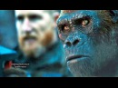 Планета обезьян Война - Русский Трейлер 3 финальный, 2017 MSOT