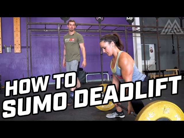 How to Sumo Deadlift Like a Boss!
