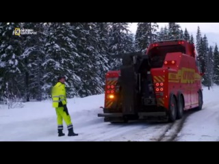 Ледяная дорога 2 сезон 03 серия - На краю катастрофы