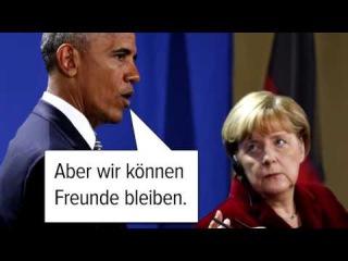 Obamas und Merkels geheimes Treffen in Berlin