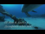 DJ Slon &amp Ангел А - Дельфины (Dolphins) (club mix) HD