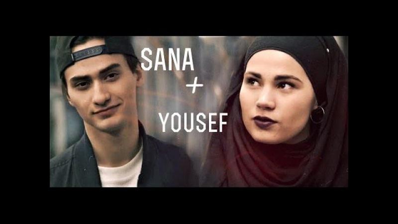 Sana Yousef    SKAM    Fy faen