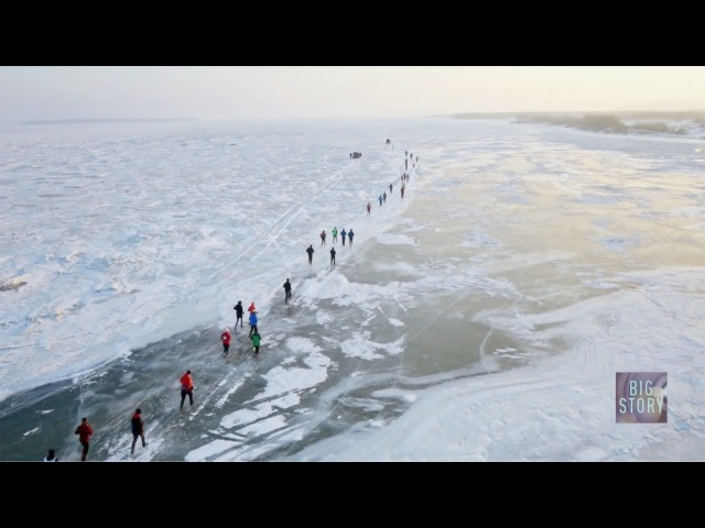 Episode 3 of Bird's-eye China: Heilongjiang, the northernmost province