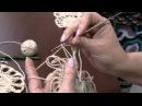 04/06/2014 - Blusa Marrom Croche Grampo por Helen Mareth
