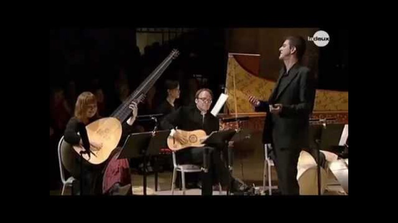 Philippe Jaroussky Ohimè chio cado Claudi Monteverdi