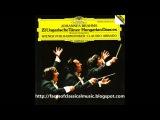 Johannes Brahms Hungarian Dances - Wiener Philharmoniker, Claudio Abbado (Audio video)
