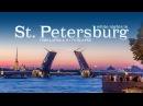 White nights in Saint Petersburg. Timelapse Hyperlapse. Белые ночи в Санкт-Петербурге