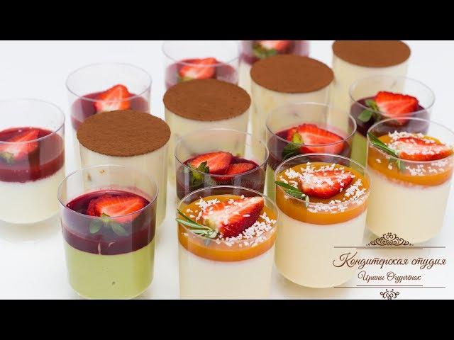 Десерты в стакане Научиться готовить просто
